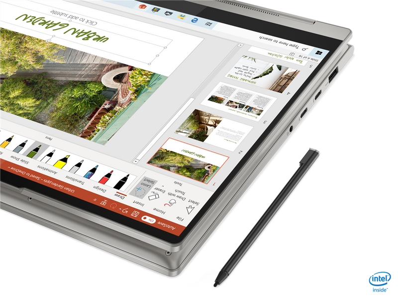 Lenovo Yoga 9 14ITL5 i7-1185G7 16GB 1TB SSD Win 10 Home Office Home 14.0'' FHD IPS MultiTouch 2 Year
