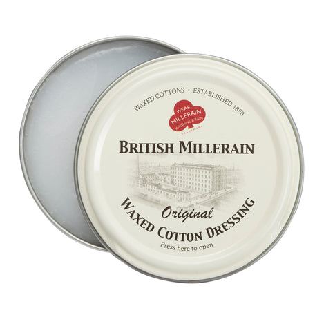 British Millerain® Wax Cotton Dressing