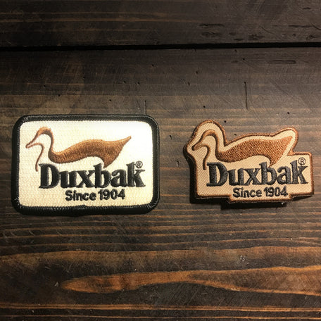 Duxbak® Embroidered Patches