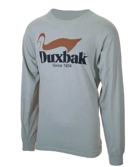 Duxbak Long-Sleeve Logo T-Shirt