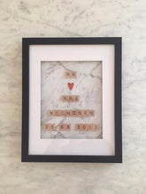 "11""x14""Personalised Love Frames"