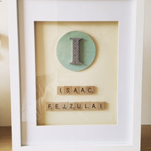 "11""X14"" Initial Personalised Frame"