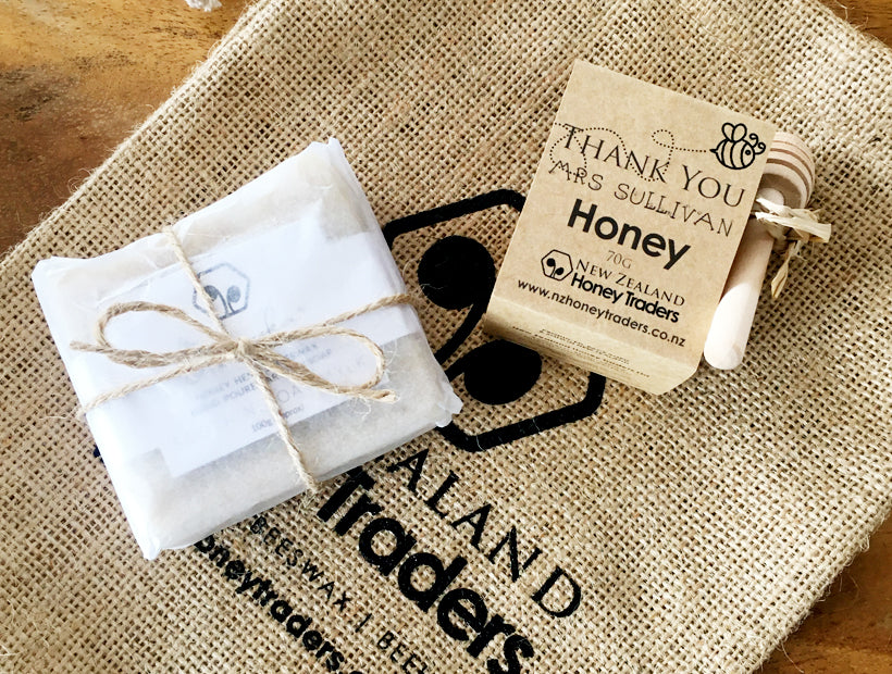 Personalised Honey Mini Gift Bag