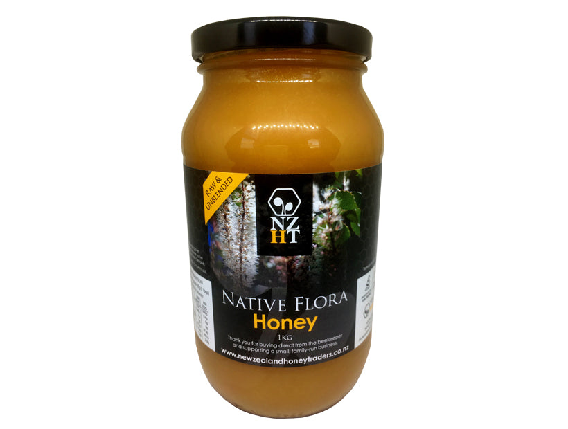 Native Flora Honey (1-25KG)