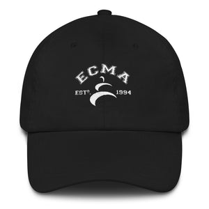ECMA VARSITY Hat (Black)