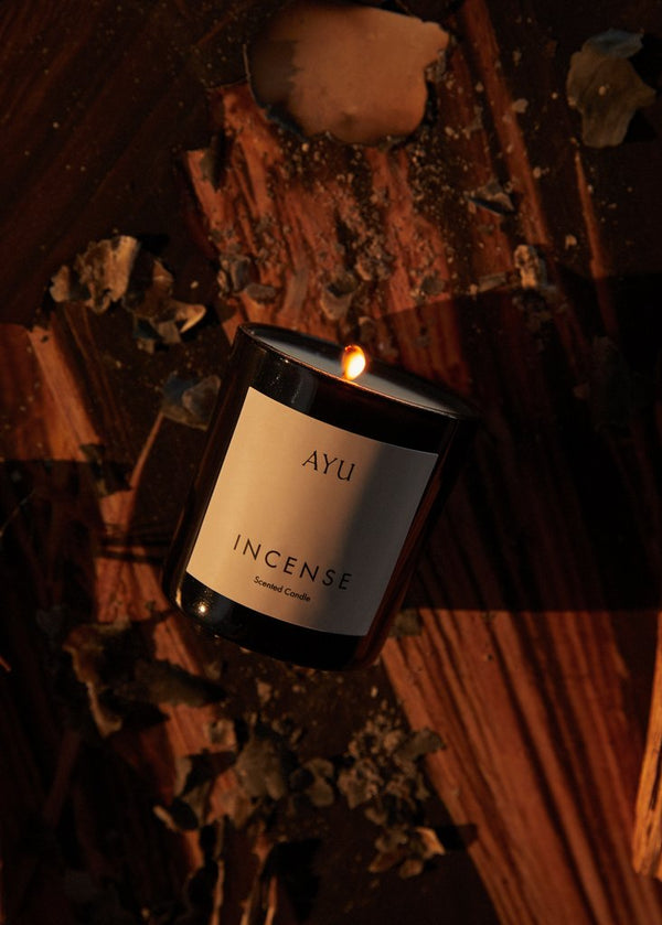 SHOP - AYU - candle - incense