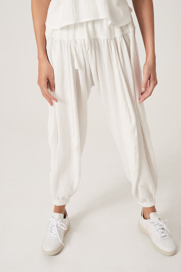 SHOP - Honour Apparel Bragg Pant - White