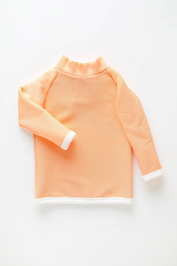 SHOP - ZZ MINI - band rashie - grapefruit