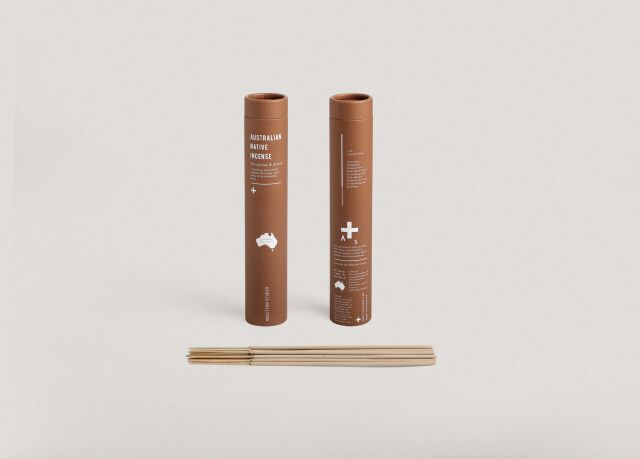 addition studio - eucalyptus & acacia incense pack