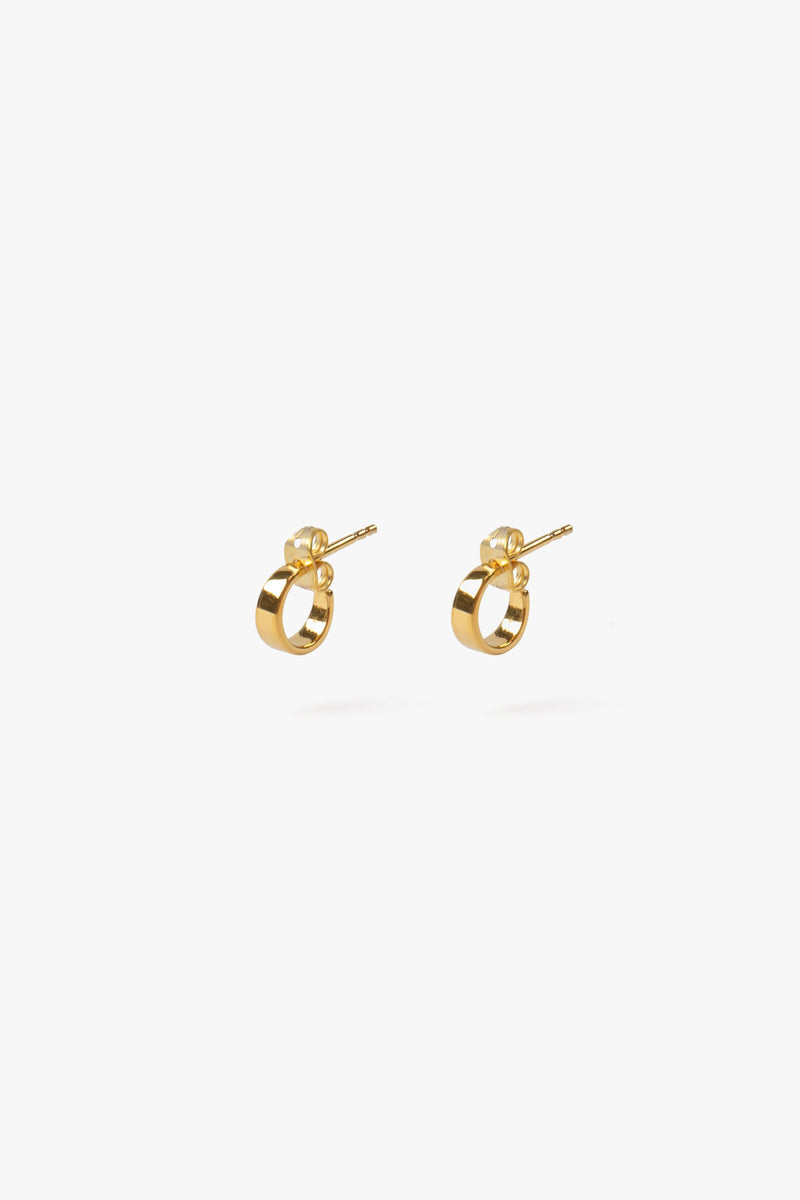 SHOP - FLASH JEWELLERY - baby studs - 14k vermeil