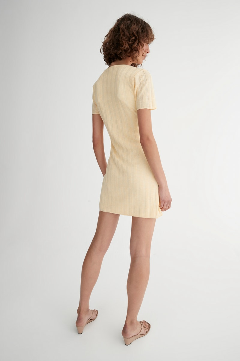 SHOP - HANSEN & GRETEL - kitty dress - butter