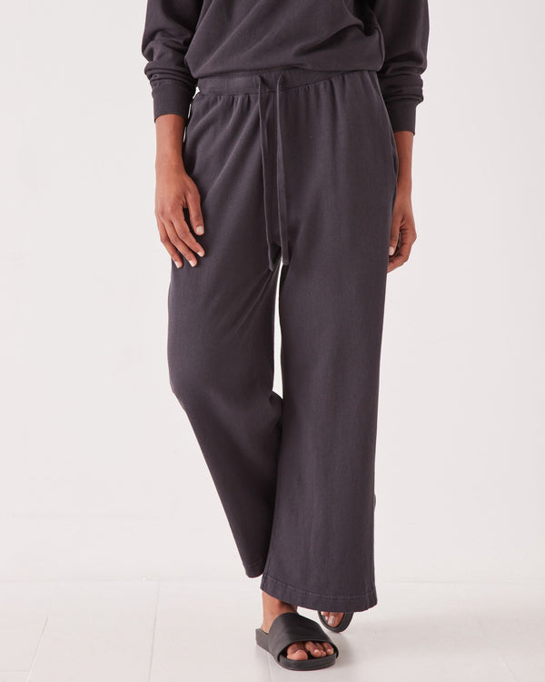 SHOP - ASSEMBLY LABEL - Lahni Wide Leg Pant - Washed Black