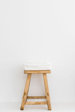 SHOP - LINEN SOCIAL - sheet set - white