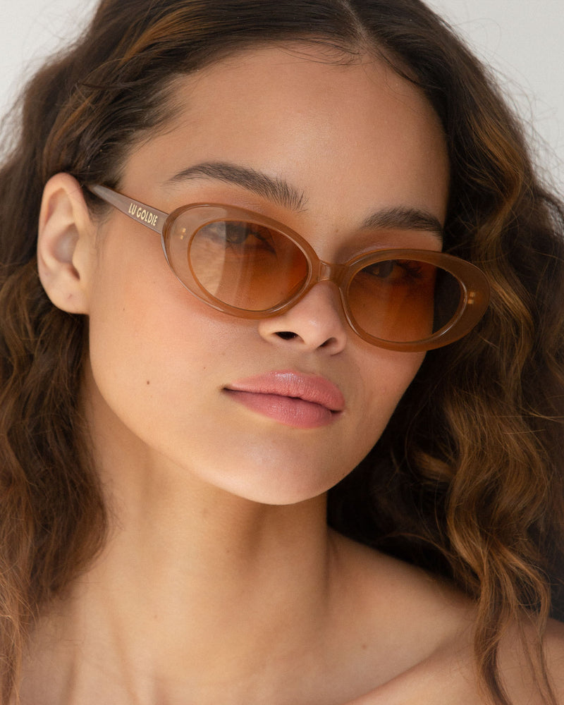 jeanne sunglasses - cola