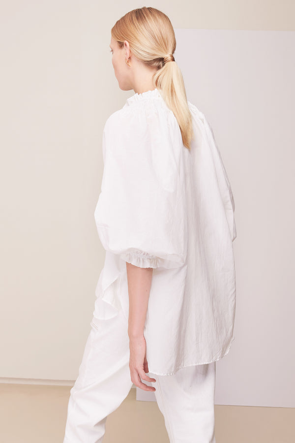 SHOP - Magali Pascal - isabel shirt - off white