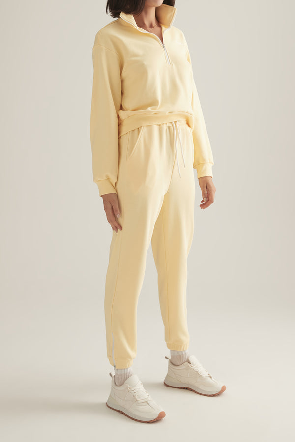 SHOP - OWNELY - Tex Trackpant - Butter