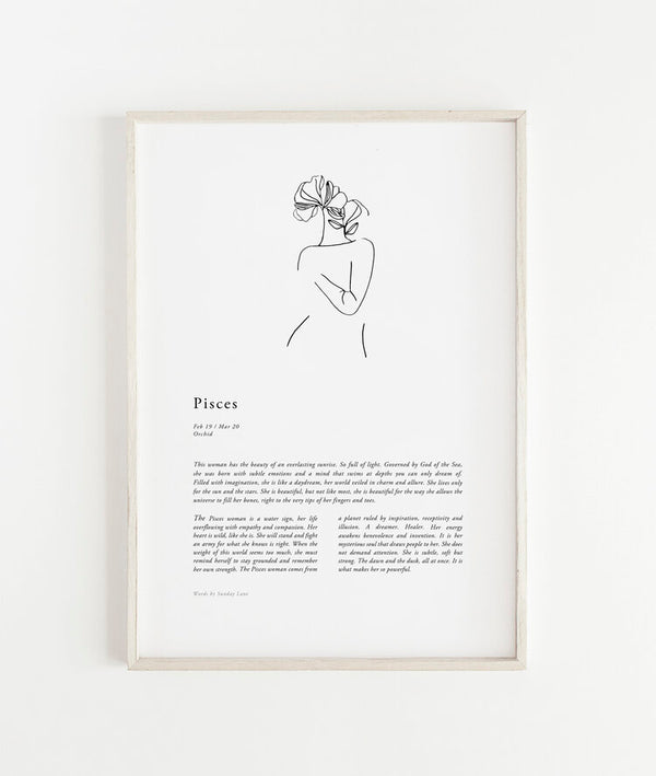 SHOP - SUNDAY LANE - pisces woman - 02