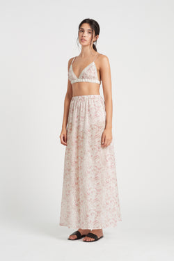 SHOP - SIR THE LABEL - caprice maxi skirt