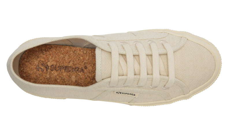 SHOP - SUPERGA - 2750 organic cotton - natural beige