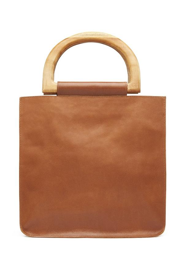SHOP - St Agni - Agnes Petit Bag - vintage tan