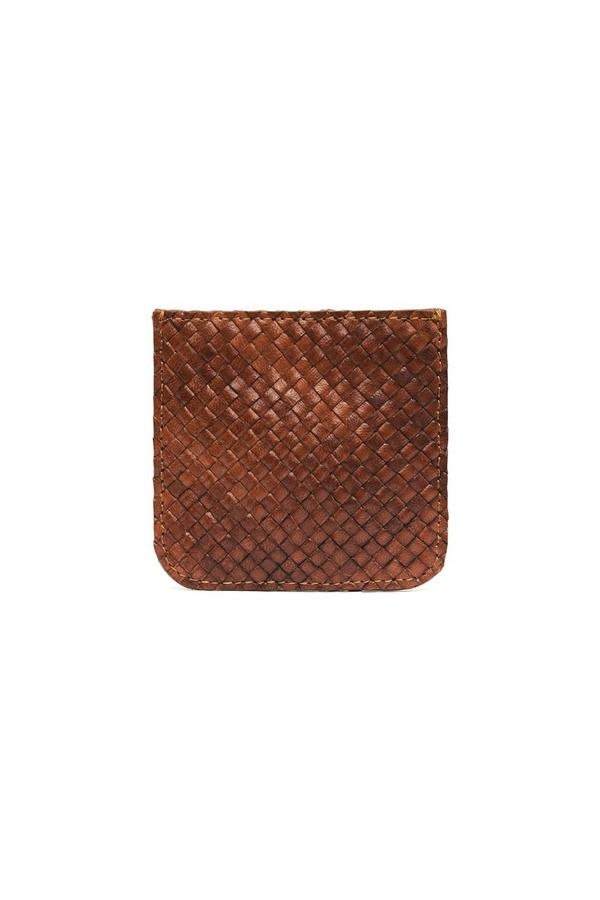 SHOP - St. Agni - Roy Coin Purse - Antique Tan