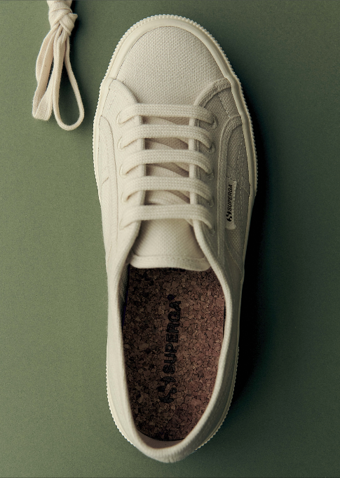 Superga - 2750 Organic Cotton - Natural Beige