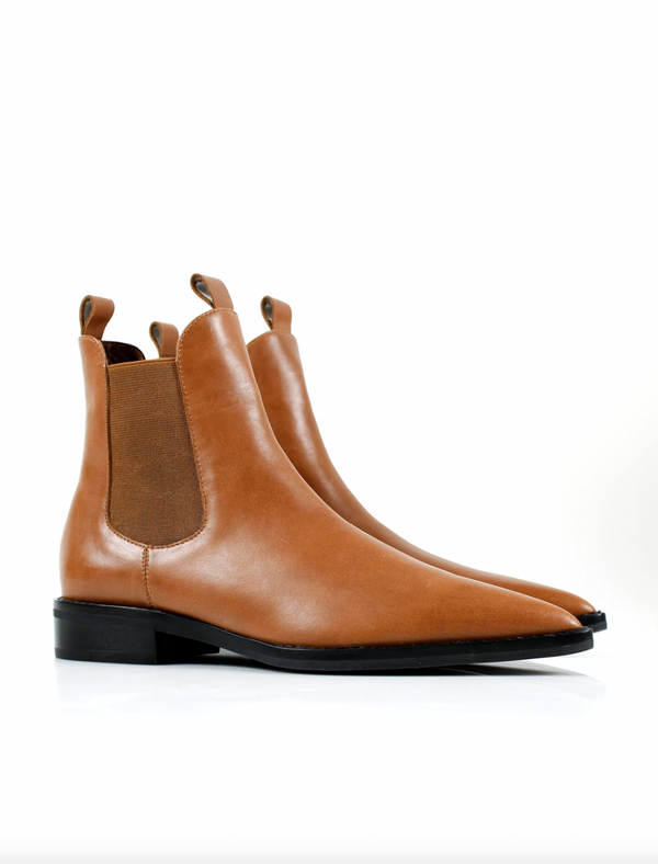 Chelsea Boot - Rich Tan