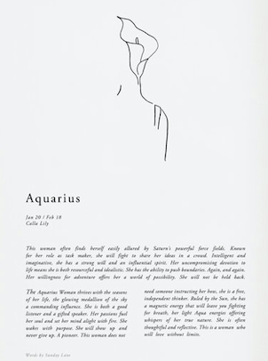 aquarius woman