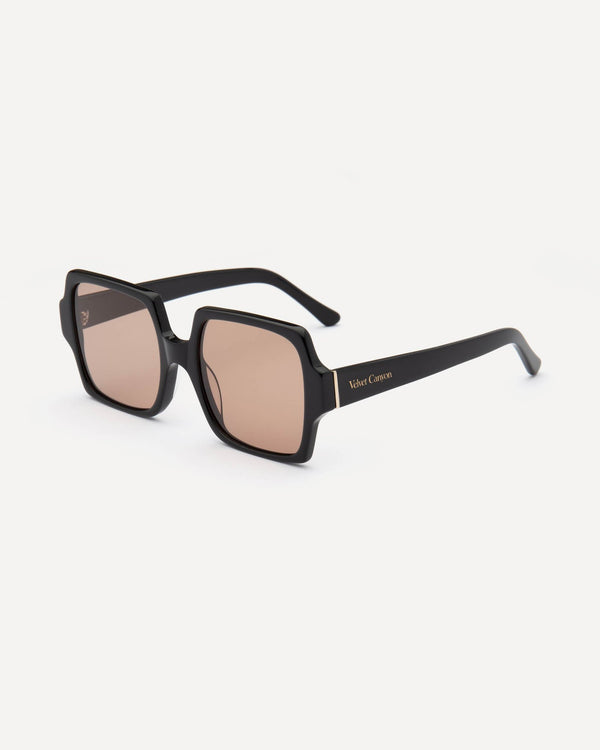 SHOP - Velvet Canyon - TV Eyes - Black