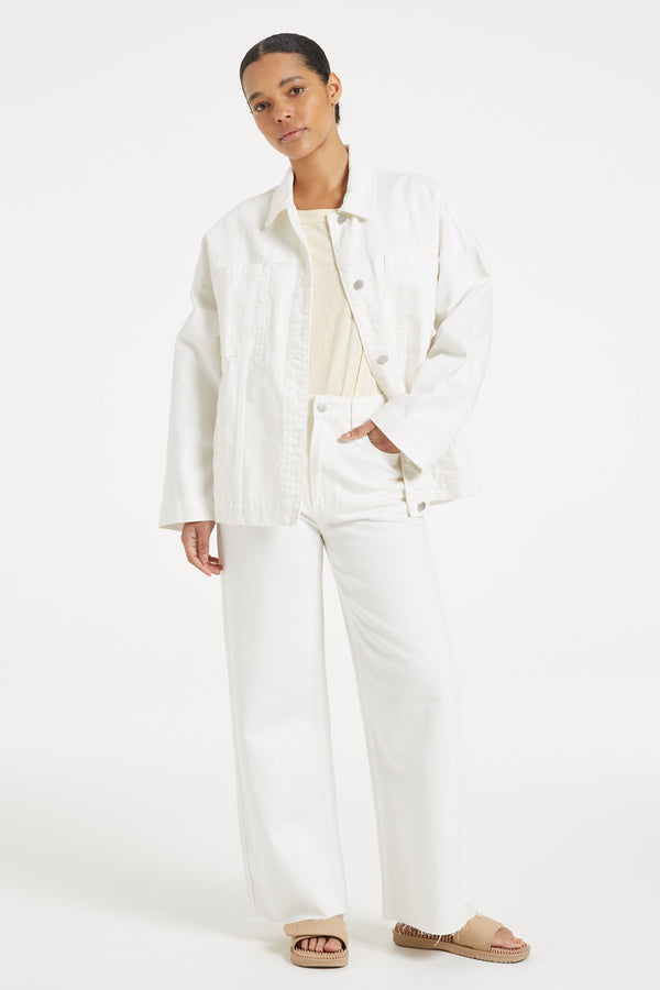 SHOP - ZULU & ZEPHYR - Glow Jacket - Warm White