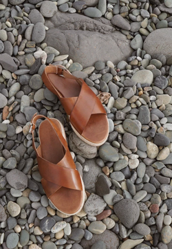 SHOP - St Agni - Basque Espadrille - antique tan