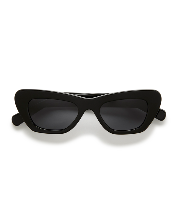 SHOP - Raie Eyewear - Ivy - Black
