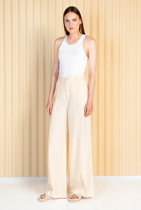SHOP - MAGALI PASCAL - Leon Pants - Honey