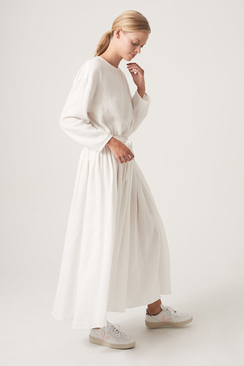 SHOP- Honour Apparel Run With Me Skirt - White