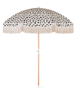 SHOP - black sands beach umbrella
