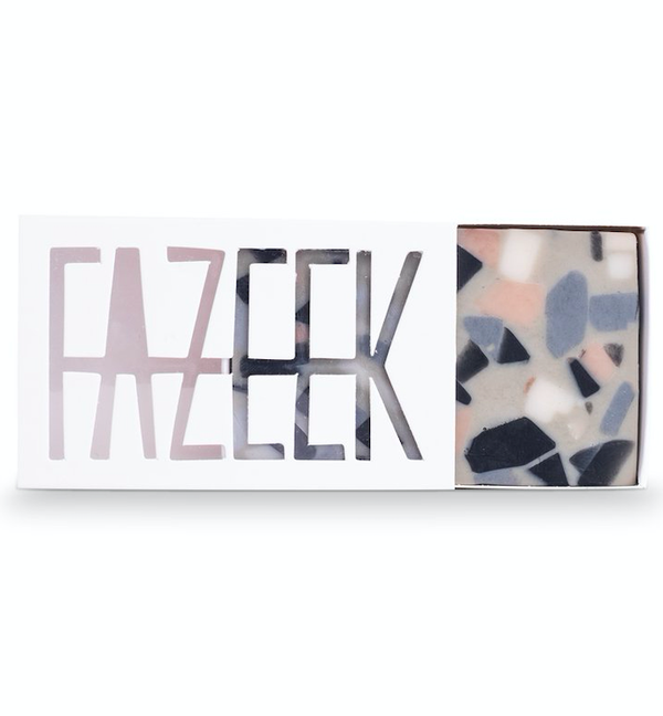 SHOP - Fazeek - Absolute Terrazzo Soap - Green Tea
