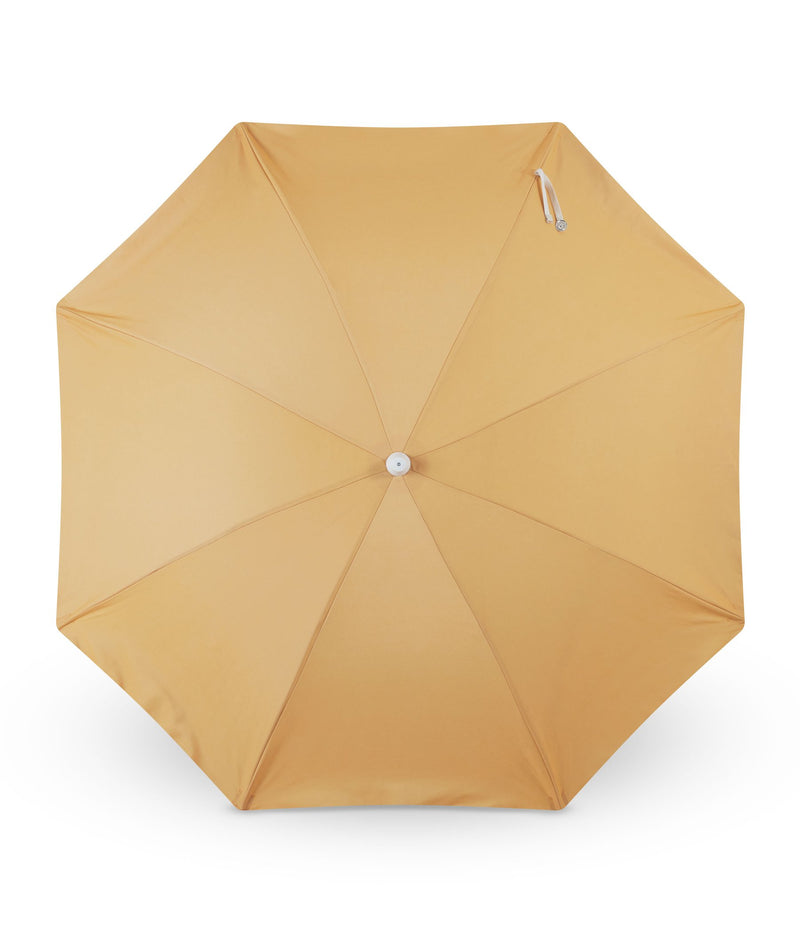 Sunday Supply Co - golden beach umbrella