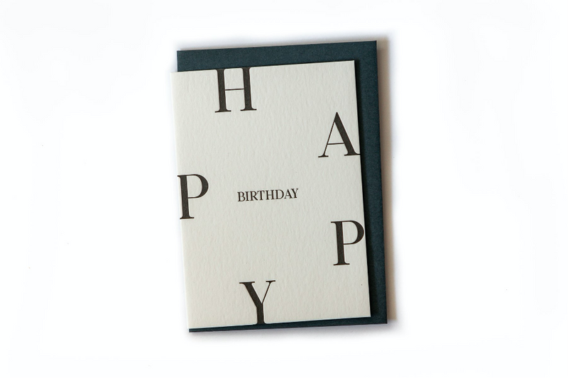 SHOP - Clare Bernadette - Birthday Card