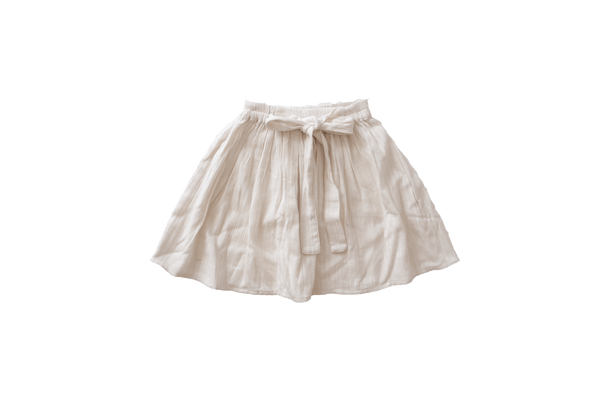 SHOP - ILLOURA - lottie skirt - white