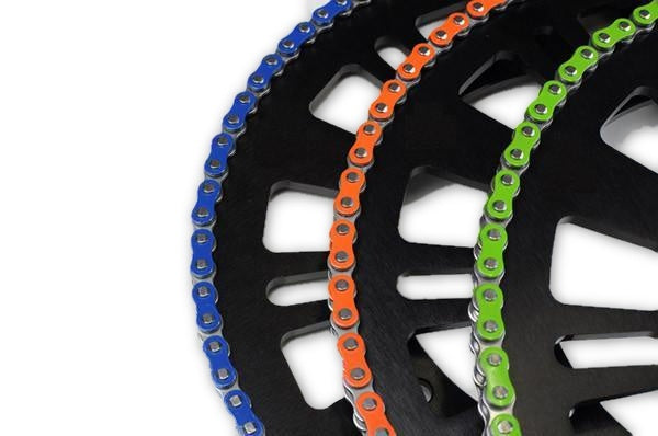 Chain RK O-Ring - Blue - kartingexpress