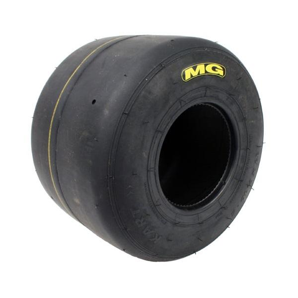 Tyres - MG Yellow (TaG Slick) - kartingexpress