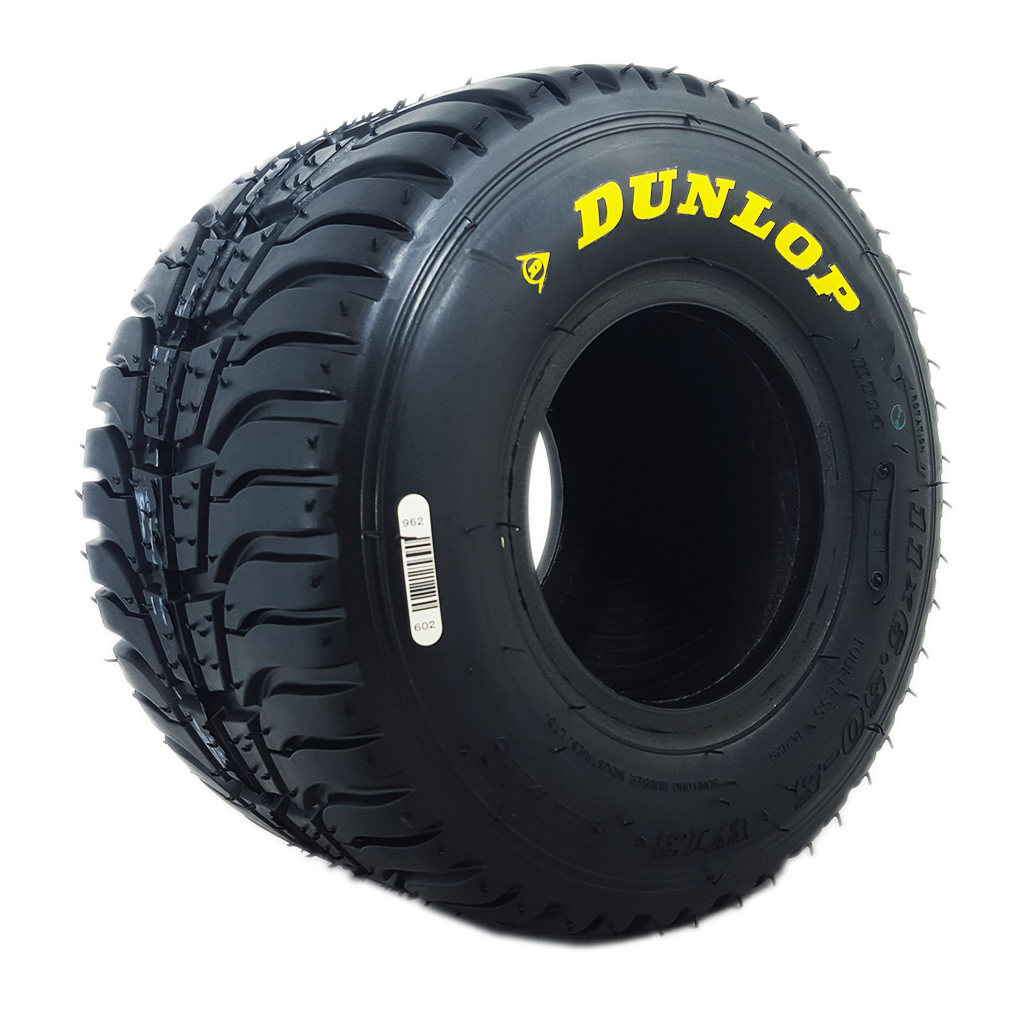Tyres - Dunlop KT14 (KA3/KA2 Wet) - kartingexpress