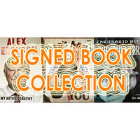 Signed Book Collection