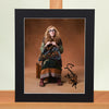 200443 - Emma Thompson as Sybil Trelawney Mounted Photo Personally Signed