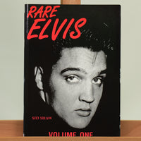 200485 - Elvis - Rare Elvis & Elvis In Canada Pair of Rare Collectors Elvis Books - Treasure TV