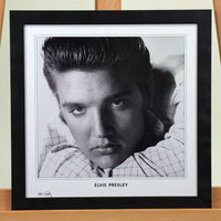 200478 - Elvis Presley Framed & Mounted Classic Photo Print - Treasure TV