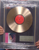 200380 - Bob Dylan- Blood on the Tracks Framed & Mounted Gold Disc Limited Edition of 150 only