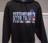 200339 - Star Trek 2013 Convention Official Hoody - All Sizes - Treasure TV