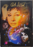 200171 - Carole Ann Ford in Dr Who Photo Card Print Persomnally Signed - Treasure TV