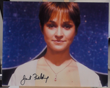 200181 - Janet Fielding Mounted Dr Who Photo Personally Signed - Treasure TV